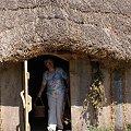 osada Wikingów na Wolinie #chata #Wolin #Wikingowie