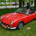 triumph #oldtimer #PojazdyZabytkowe #samochody #youngtimer