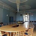Sala błękitna pałacu,tu przyjmuje się ważnych gości :) #Kobierzyce #UrządGminy #zabytek