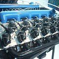 Głowica B silnika Tatra V12 #głowica #diesel #V12 #Tatra